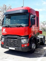 RENAULT TRUCKS T 460 X ROAD